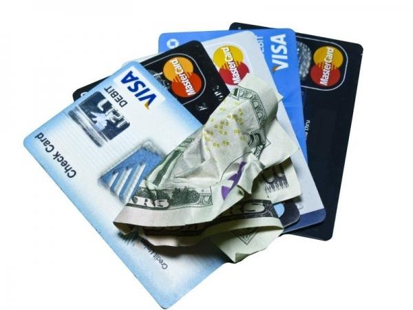 Karty kredytowe dostępne w sklepach