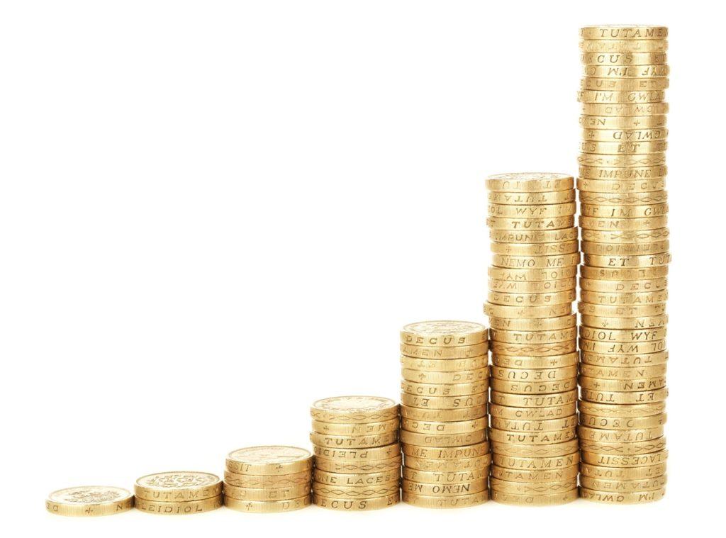 Lokowanie pieniędzy w banku